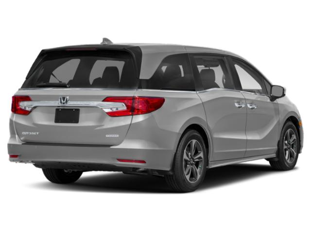 2020 Honda Odyssey Base Price Elite Auto Pricing side rear view