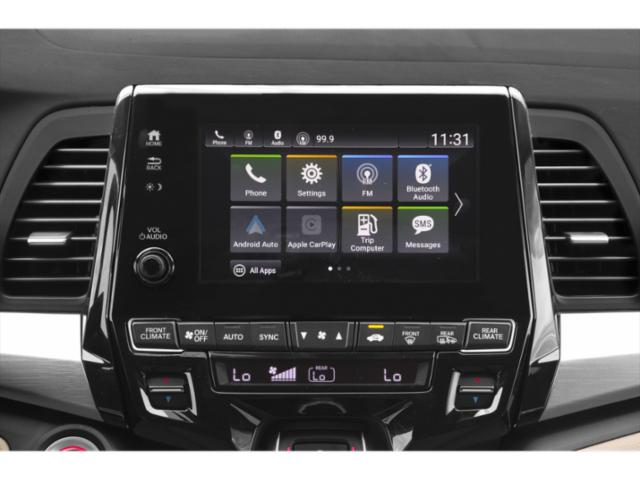 2020 Honda Odyssey Base Price Elite Auto Pricing navigation system