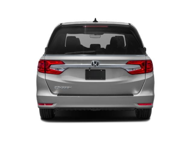 2020 Honda Odyssey Base Price Elite Auto Pricing rear view