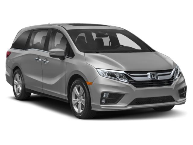2020 Honda Odyssey Base Price Elite Auto Pricing side front view