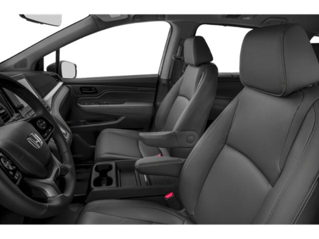 2020 Honda Odyssey Base Price Elite Auto Pricing front seat interior