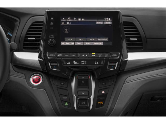 2020 Honda Odyssey Base Price Elite Auto Pricing stereo system