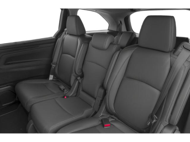 2020 Honda Odyssey Base Price Elite Auto Pricing backseat interior