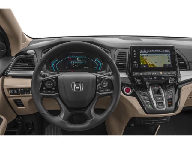 2020 Honda Odyssey Base Price Elite Auto Pricing driver's dashboard