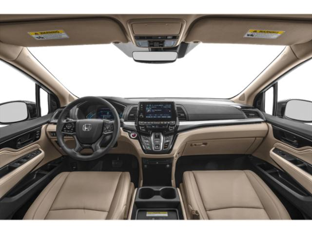 2020 Honda Odyssey Base Price Elite Auto Pricing full dashboard
