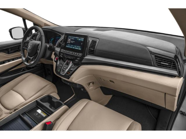 2020 Honda Odyssey Base Price Elite Auto Pricing passenger's dashboard