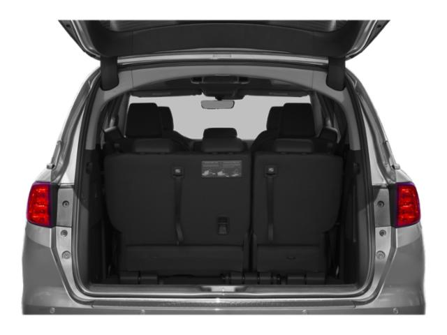 2020 Honda Odyssey Base Price Elite Auto Pricing open trunk