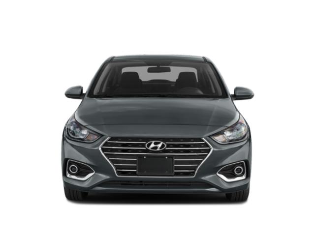 2020 Hyundai Accent Base Price SEL Sedan IVT Pricing front view