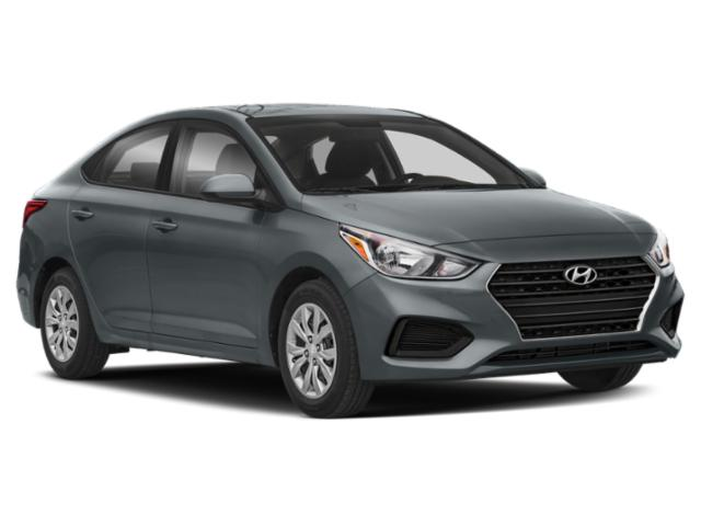 2020 Hyundai Accent Base Price SEL Sedan IVT Pricing side front view