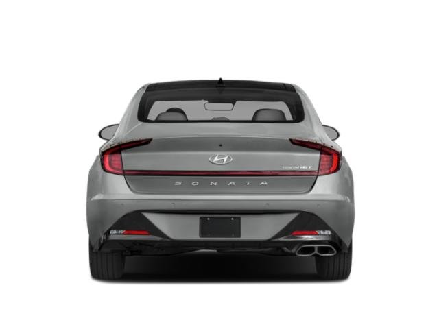 2020 Hyundai Sonata Prices and Values Limited 1.6T rear view