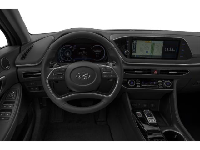 2020 Hyundai Sonata Prices and Values Limited 1.6T driver's dashboard
