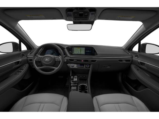 2020 Hyundai Sonata Prices and Values Limited 1.6T full dashboard