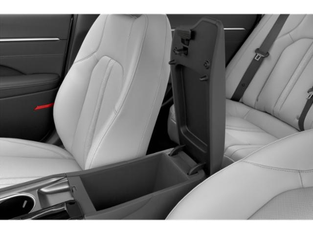 2020 Hyundai Sonata Prices and Values Limited 1.6T center storage console