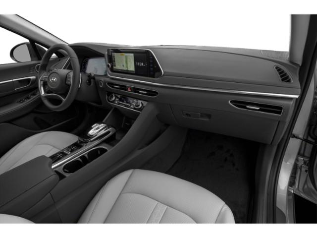 2020 Hyundai Sonata Prices and Values Limited 1.6T passenger's dashboard