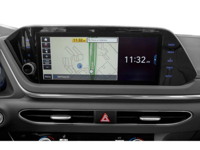2020 Hyundai Sonata Prices and Values Limited 1.6T navigation system