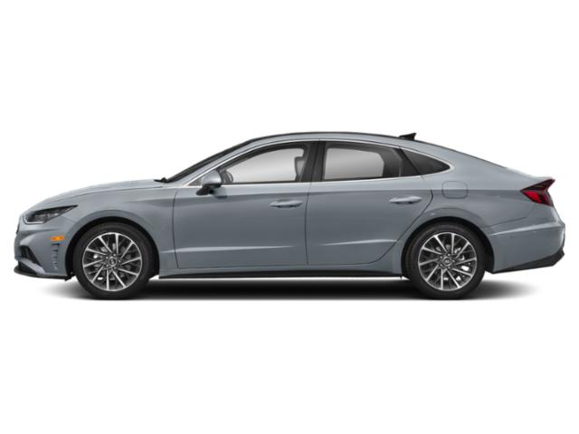 2020 Hyundai Sonata Prices and Values Limited 1.6T side view