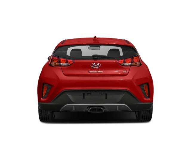 2020 Hyundai Veloster Pictures Veloster 2.0 Auto photos rear view