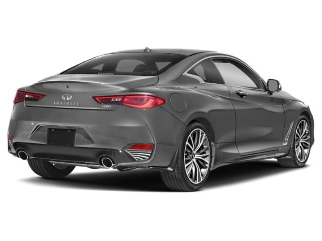 2020 INFINITI Q60 Base Price 3.0t LUXE AWD Pricing side rear view