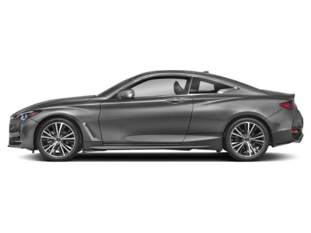2020 INFINITI Q60 Base Price 3.0t LUXE AWD Pricing side view