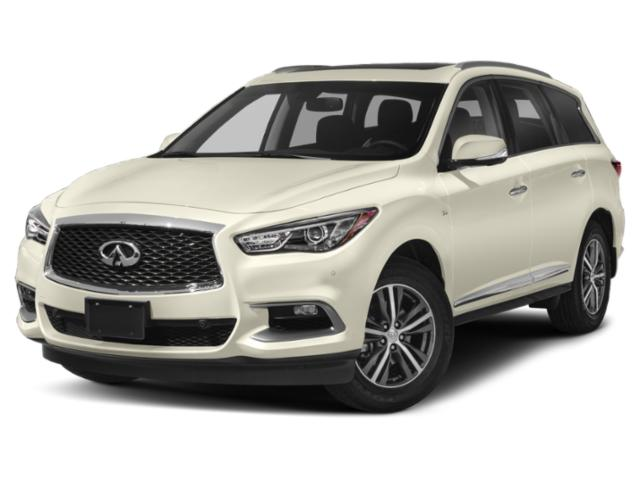 2020 INFINITI QX60 Pictures QX60 LUXE AWD photos side front view