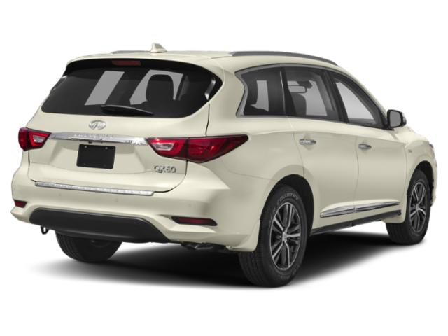 2020 INFINITI QX60 Pictures QX60 LUXE AWD photos side rear view