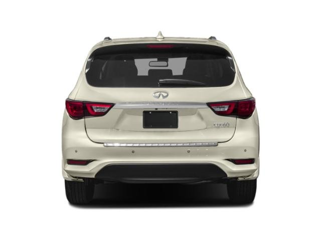 2020 INFINITI QX60 Pictures QX60 LUXE AWD photos rear view