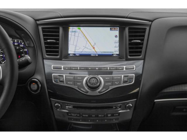 2020 INFINITI QX60 Pictures QX60 LUXE AWD photos stereo system
