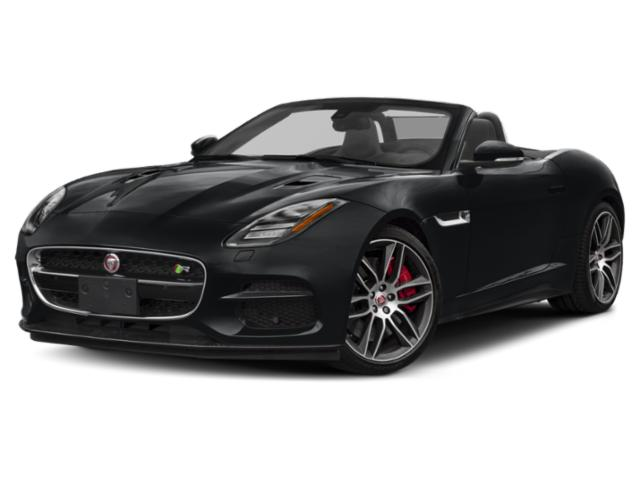 2020 Jaguar F-TYPE Base Price Convertible Auto Checkered Flag Pricing side front view