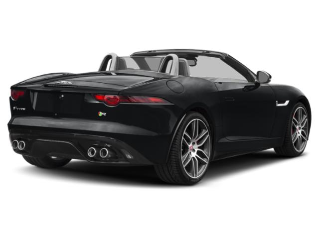 2020 Jaguar F-TYPE Base Price Convertible Auto Checkered Flag Pricing side rear view