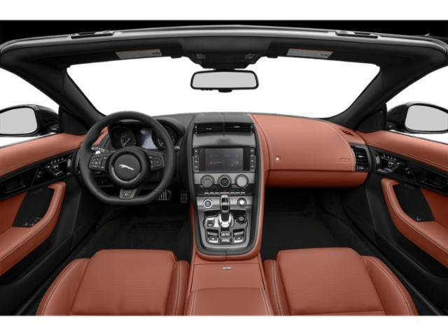 2020 Jaguar F-TYPE Base Price Convertible Auto Checkered Flag Pricing full dashboard