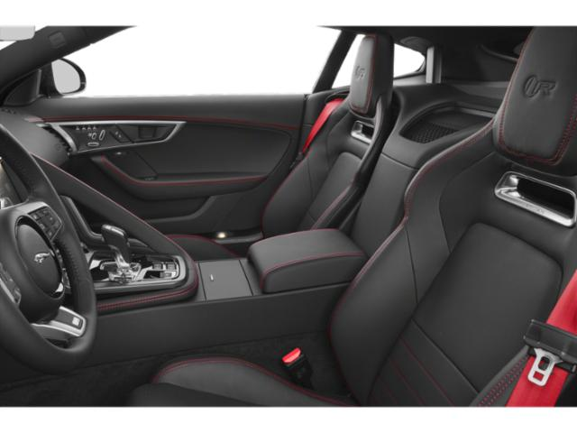 2020 Jaguar F-TYPE Base Price Convertible Auto Checkered Flag Pricing front seat interior