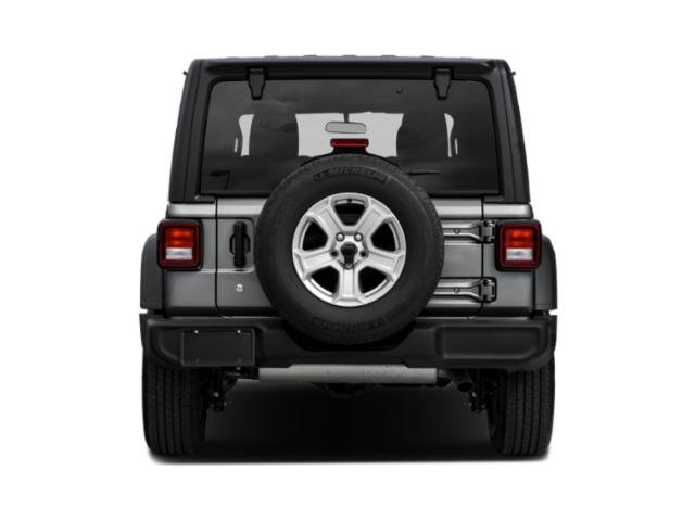 2020 Jeep Wrangler Unlimited Base Price Sport 4x4 Pricing rear view