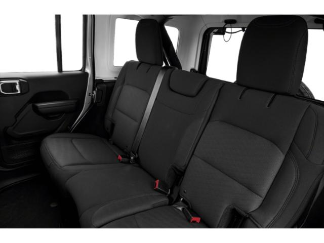 2020 Jeep Wrangler Unlimited Base Price Sport 4x4 Pricing backseat interior
