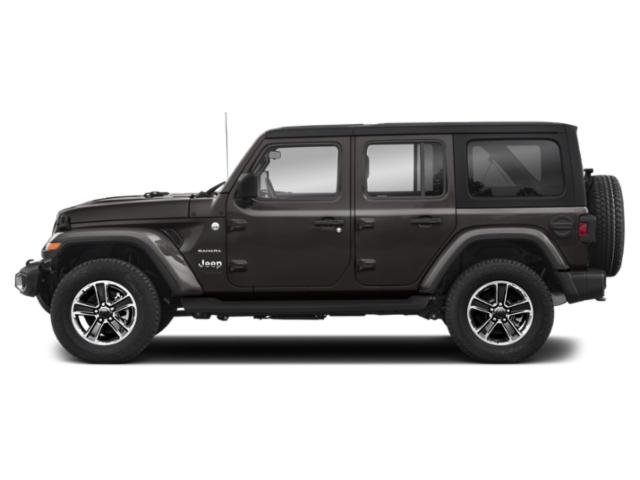 2020 Jeep Wrangler Unlimited Base Price Sport 4x4 Pricing side view