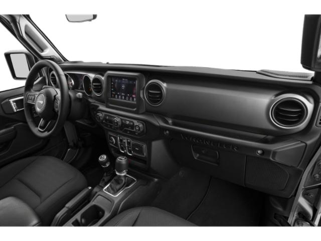 2020 Jeep Wrangler Unlimited Base Price Sport 4x4 Pricing passenger's dashboard