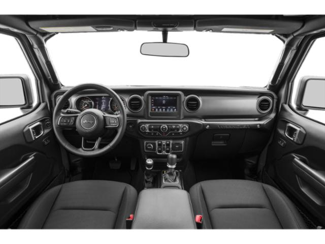 2020 Jeep Wrangler Unlimited Base Price Sport 4x4 Pricing full dashboard