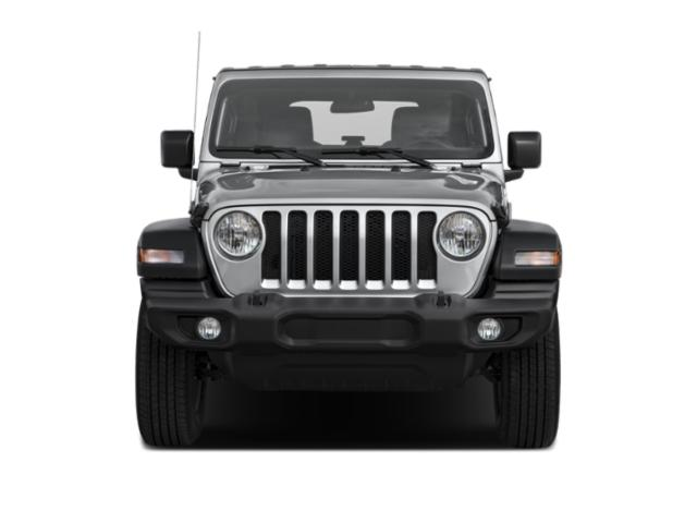 2020 Jeep Wrangler Unlimited Base Price Sport 4x4 Pricing front view