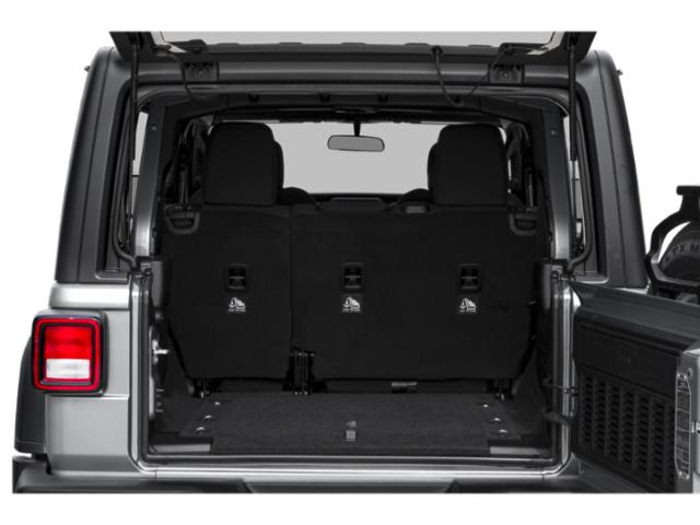 2020 Jeep Wrangler Unlimited Base Price Sport 4x4 Pricing open trunk
