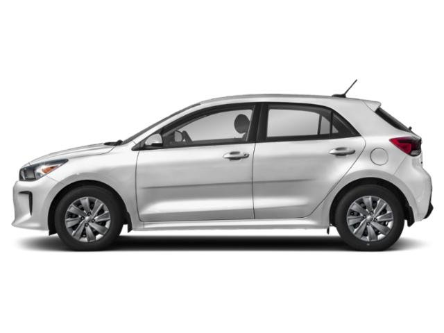 2020 Kia Rio Base Price LX IVT Pricing side view