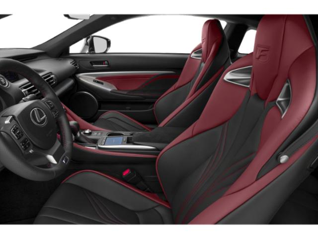 2020 Lexus RC F Base Price RC F RWD Pricing front seat interior