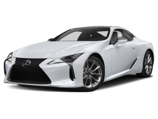 Lexus LC Coupe 2020 Coupe 2D LC500h V6 Hybrid - Фото 1