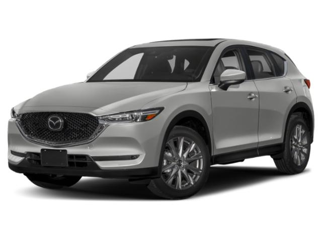 2020 Mazda CX-5 Base Price Grand Touring AWD Pricing side front view