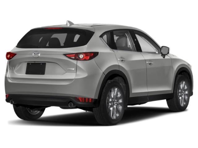 2020 Mazda CX-5 Base Price Grand Touring AWD Pricing side rear view