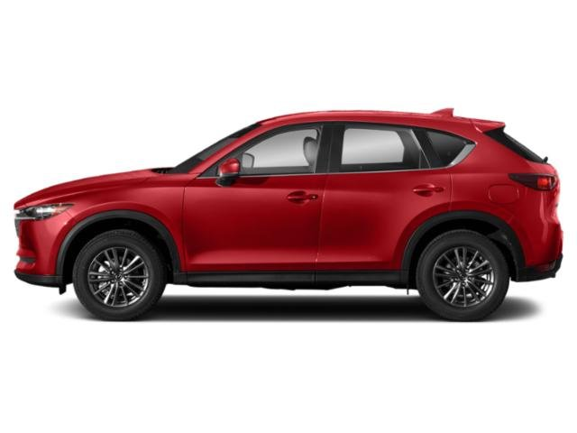 2020 Mazda CX-5 Base Price Grand Touring AWD Pricing side view