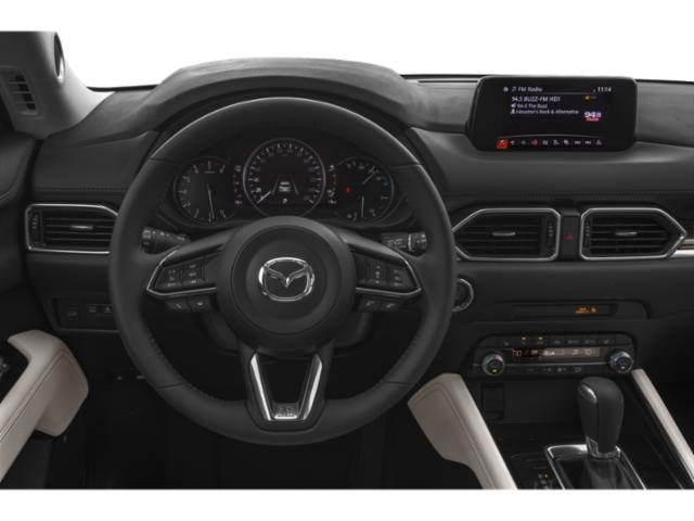 2020 Mazda CX-5 Base Price Grand Touring AWD Pricing driver's dashboard