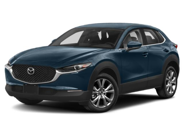 2020 Mazda CX-30 Base Price AWD Pricing side front view