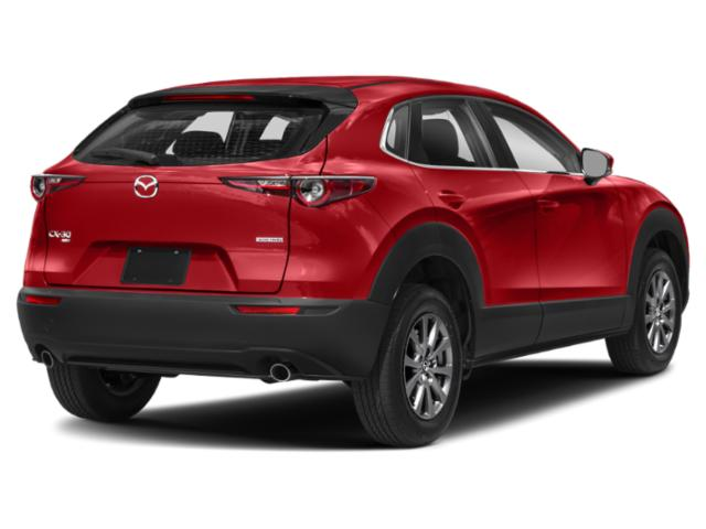 2020 Mazda CX-30 Base Price AWD Pricing side rear view