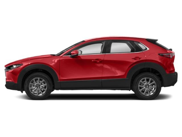 2020 Mazda CX-30 Base Price AWD Pricing side view
