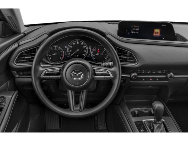 2020 Mazda CX-30 Base Price AWD Pricing driver's dashboard