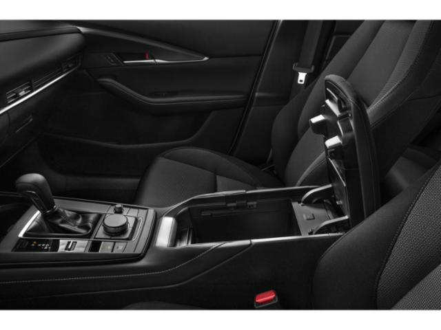 2020 Mazda CX-30 Base Price AWD Pricing center storage console